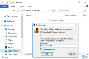 Folder Protect Crack 2.0.7 With Serial Key Download [Latest]