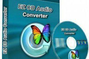 EZ CD Audio Converter Crack 9.3.1.1 + Keygen 2021