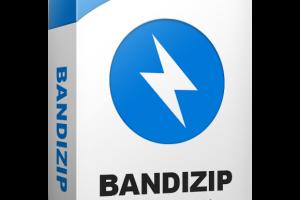 Bandizip Crack 7.19 + Serial Key Free Download [Latest Version]