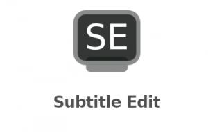 Subtitle Edit Crack 3.6.0 With Registration Key Free Download 2021