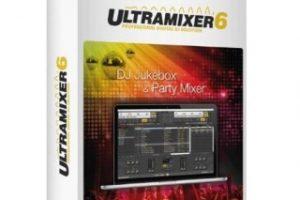 UltraMixer Crack 6.2.10 With Activation Key 2021 Free Download
