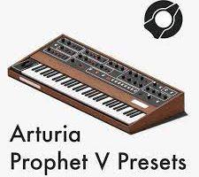 Arturia Prophet Crack 3.3.7.1180 + Torrent For (Mac/Win) Free Download